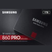 "1TB SSD (เอสเอสดี) SAMSUNG 860 PRO SATA III 2.5"" (MZ-76P1T0BW) 5Y"